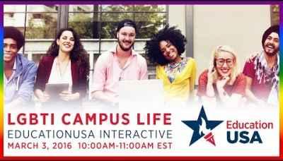 EducationUSA Interactive: LGBTI Campus Life