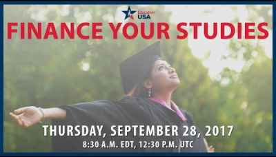 EducationUSA | Finance Your Studies (September 2017)